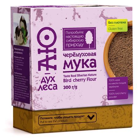 Купить Черемуховая мука «аю-дух леса», 300 гр