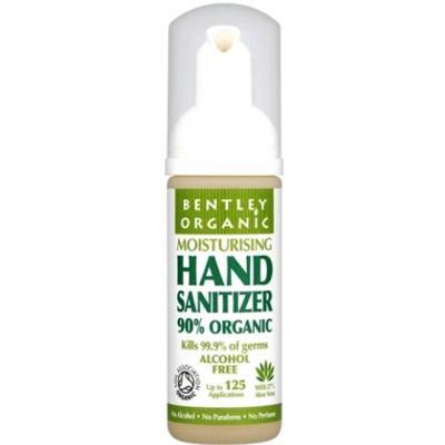 Купить Очиститель для рук (увлажняющий) bentley organic