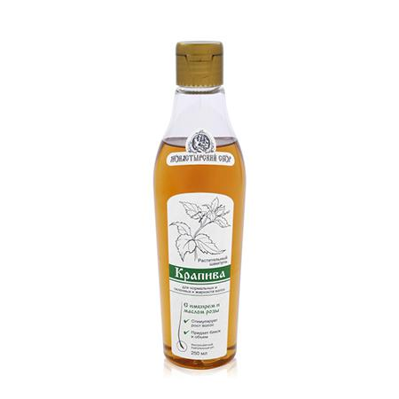 Купить Натуральный шампунь «крапива» для нормальных и склонных к жирности волос клеона