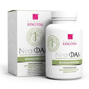 Купить Neo фамшампунь №1 для укрепления и роста здоровых волос биобьюти