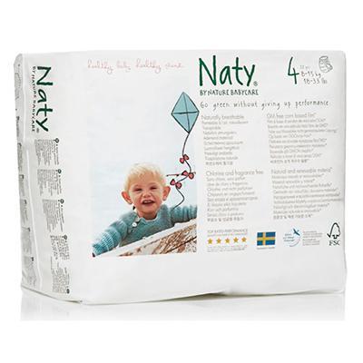 Купить Подгузники-трусики размер 4 (8-15 кг) 36 шт naty