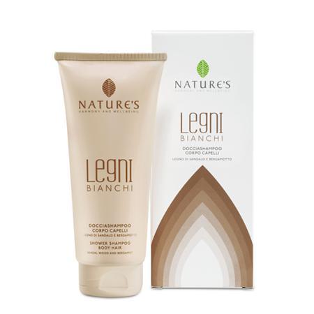 Купить Legni bianchi шампунь-гель для душа (2 в 1) для чувствительной кожи nature's