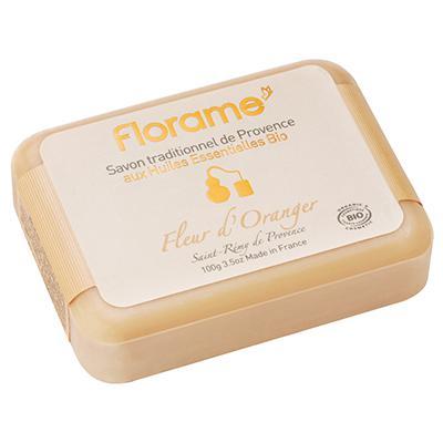 Купить Растительное мыло «флер д'оранж» florame