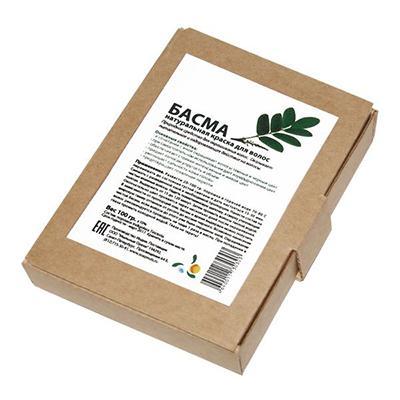 Купить Натуральная краска басма мыльные орехи