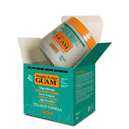 Купить Маска антицеллюлитная с охлаждающим эффектом fanghi d'alga 500 гр guam