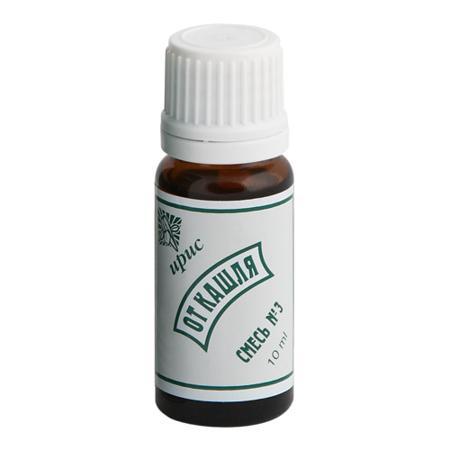 Купить Смесь эфирных масел №3 от кашля iris