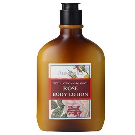 Купить Лосьон для тела роза 250 мл ausganica