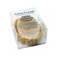 Купить Кристалл свежести в бамбуковой корзинке и пластиковой коробке
