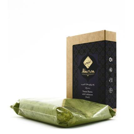 Купить Басма с амброй растительной adarisa