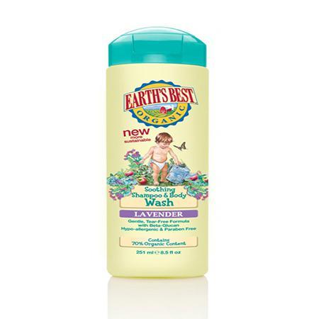 Купить Детский шампунь jason с маслом лаванды