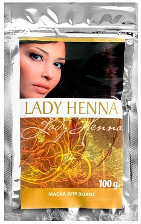 Купить Маска для волос lady henna aasha