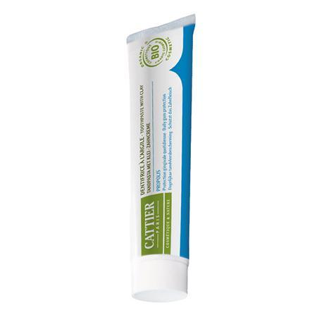 Купить Зубная паста дентолис с прополисом для защиты десен (75 мл) cattier