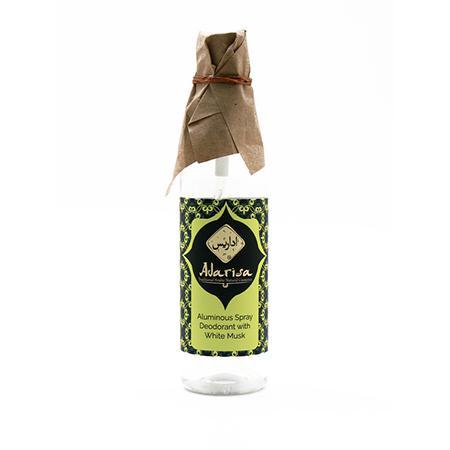 Купить Квасцовый дезодорант-спрей с белым мускусом adarisa