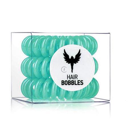 Купить Резинка для волос изумрудная hair bobbles