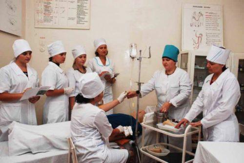 Как повысить квалификацию медсестры