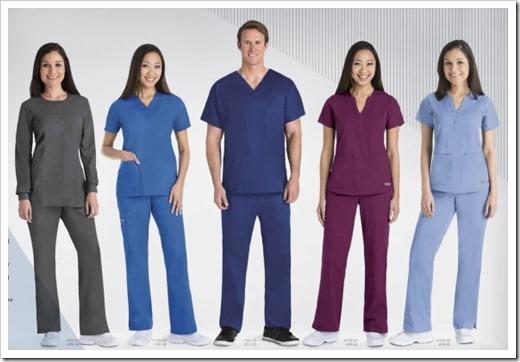 Разновидности медицинской одежды