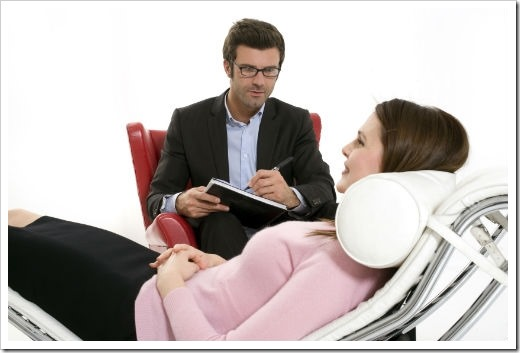 Психотерапевт – это не подушка для рыданий