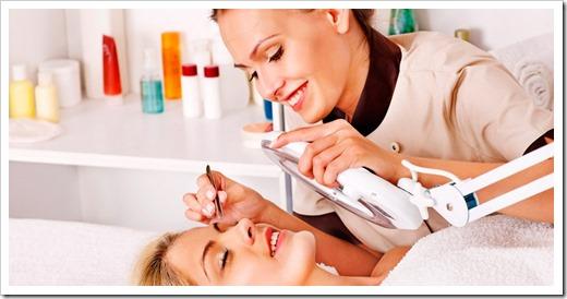 Этапы обучения профессии косметолога