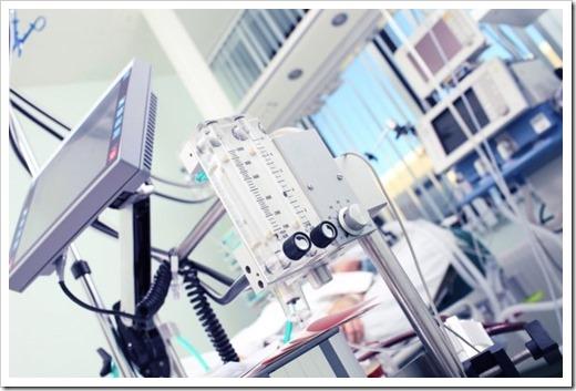 Аппаратное обеспечение медоборудованием