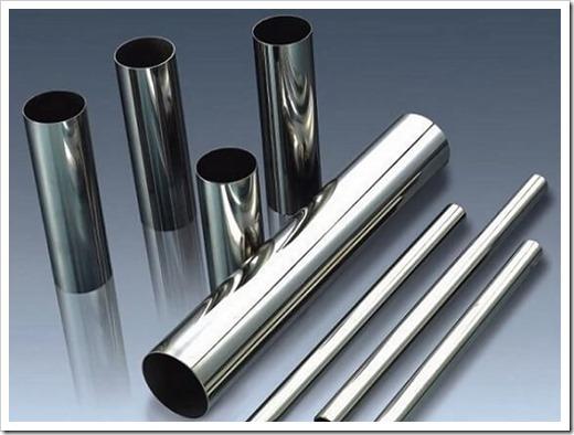 Технические особенности трубы из стали AISI 304
